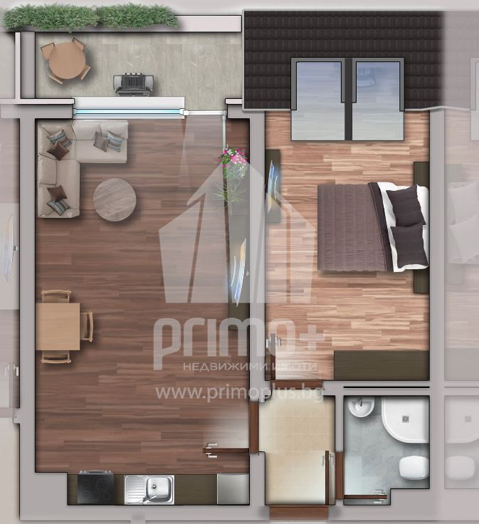 For Sale, Atelier, Ceiling, Lyulin 10, Sofia, Bedrooms, Rooms,1 BathroomBathrooms,For Sale,8